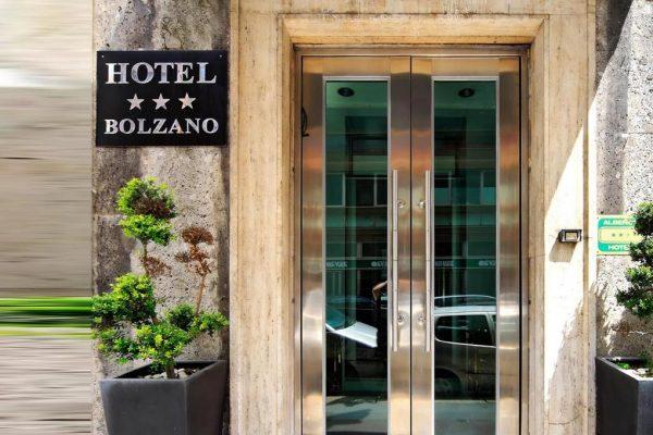 hotel bolzano milano